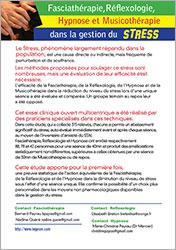 fasciatherapie reflexologie gestion du stress
