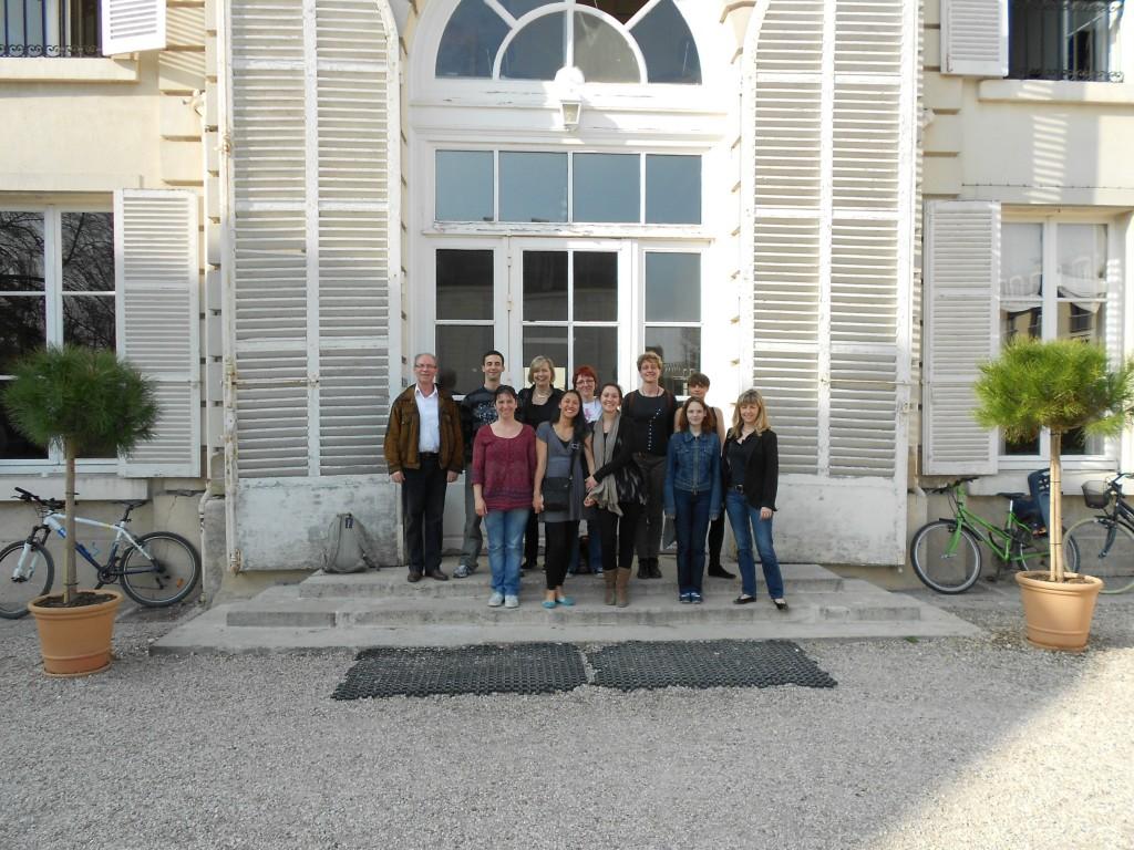 Formation Réflexologie - Versailles 2013