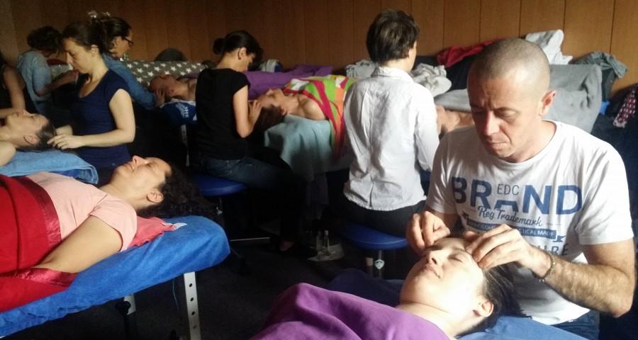 Formation Réflexologie faciale et cranienne - Versailles 2016