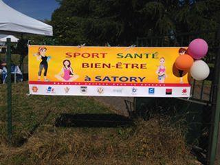 port Santé Bien-être à Satory - 2016