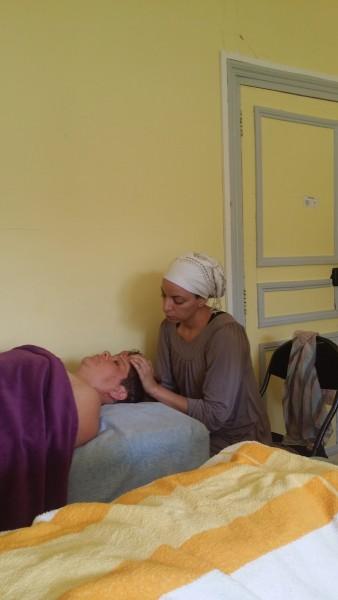 Formation réflexologie faciale et crânienne - Versailles 2015