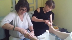 Formation Réflexologie - Cycle intensitf 2015 - Versailles