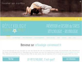 Corine Mozet - Réflexologue Colombes