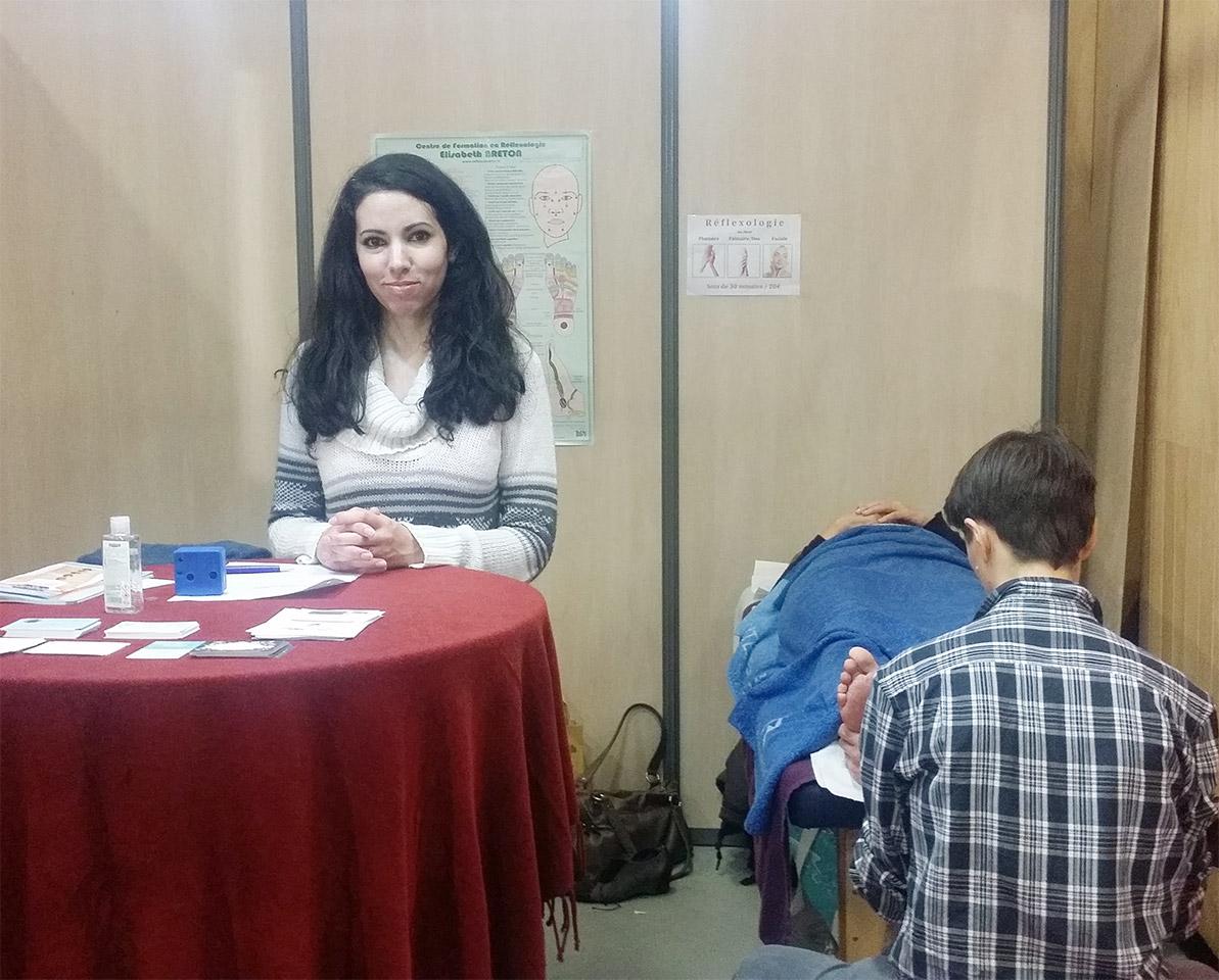 Salon du Bien-être et des Médecines douces - Paris 2017