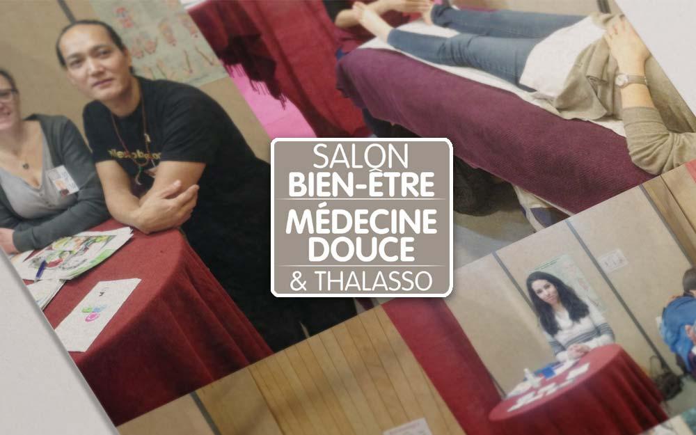 Salon Bien-être et Médecine Douce 2017 - Réflexologie