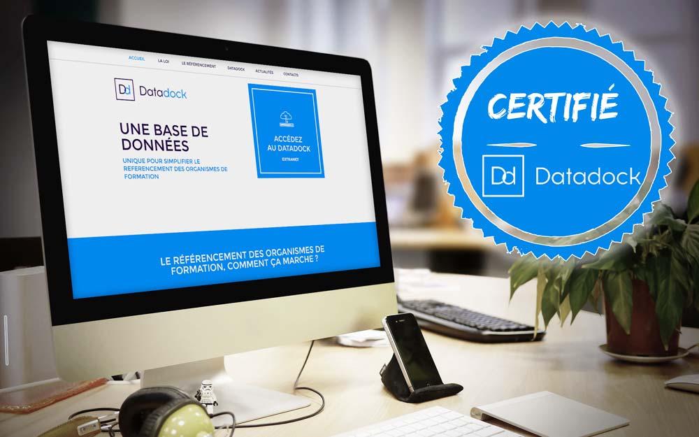 Certification Datadock - Ecole E.Breton