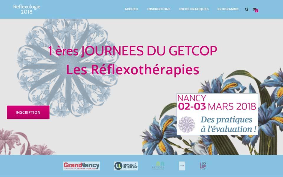 getcop 2018 nancy - Les Réflexothérapies
