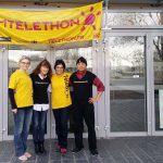telethon guyancourt 2017 - Réflexologie