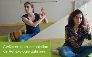 Atelier d'auto-stimulation en Réflexologie palmaire