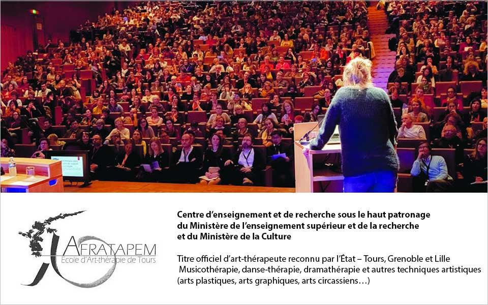 AFRATAPEM - Ecole arts thérapies à Tours