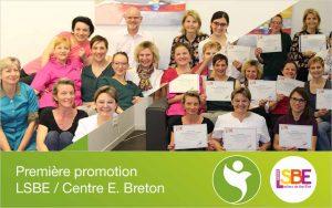 Certifications des Praticiens en réflexologie plantaire du centre LSBE