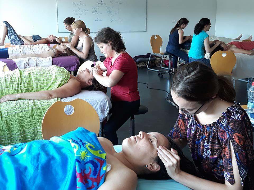 Formation en reflexologie faciale et cranienne