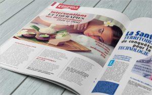 Magazine 01Formation Santé – Juin 2018