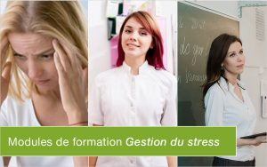 Modules de formation Gestion du stress