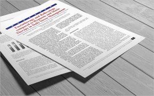 Evaluer les effets de la réflexologie : réflexion à propos d'une étude clinique sur le stress du quotidien