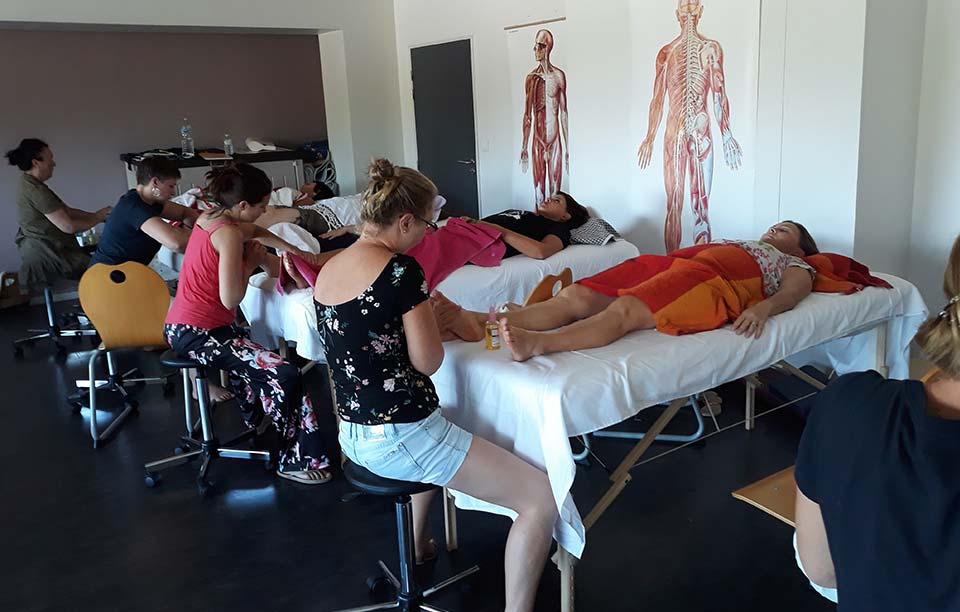 Formation relaxologue-réflexologue Troyes