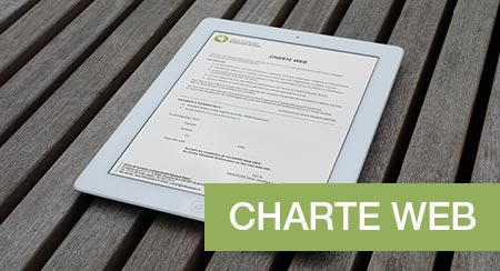 Réflexologie - Charte Web