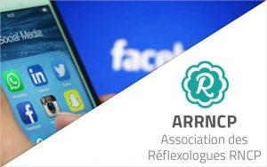 L'annuaire des Réflexologues RNCP a sa page Facebook !