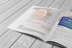 brochure reflexologie ecole europeenne de bien etre - Paris