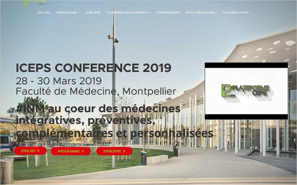 conference iceps 2019