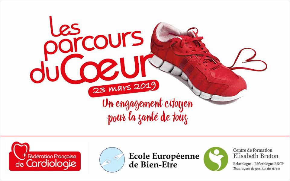 Les Parcours du Coeur 2019 - Paris