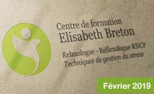 Lettre d'information Réflexologie - Février 2019