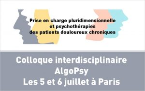 Colloque interdisciplinaire AlgoPsy