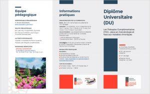Diplôme Universitaire sur les Thérapies Complémentaires créé à Grenoble