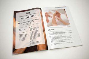 Catalogue Réflexologie