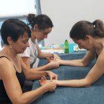 Techniques réflexes - Relaxation palmaire 4/12