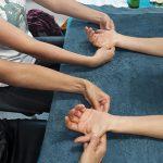 Techniques réflexes - Relaxation palmaire 10/12
