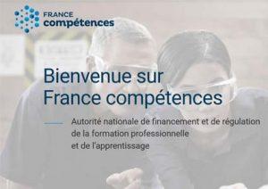 site web France Compétences