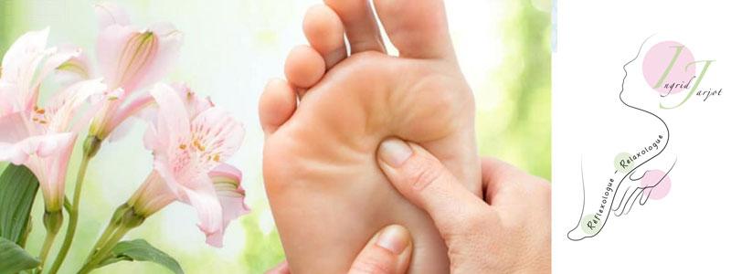 massage réfléxologie plantaire