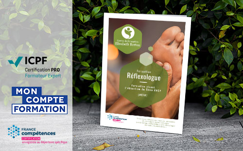 Brochure Formation Réflexologie