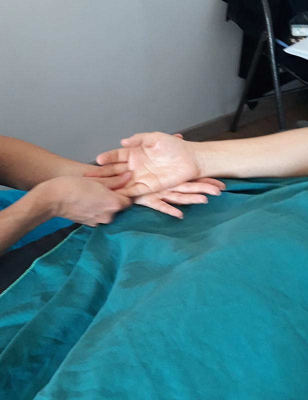 Techniques Réflexes de relaxation et de stimulation palmaire 03