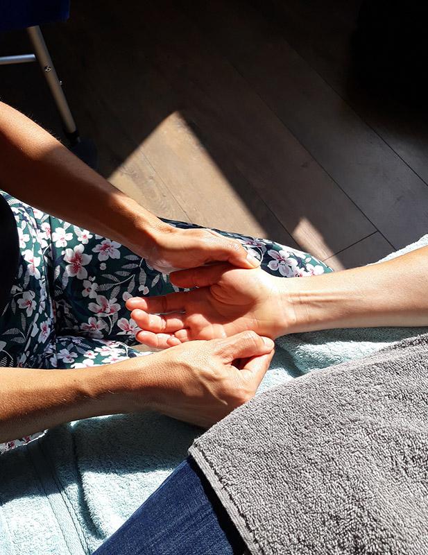 Techniques Réflexes de relaxation et de stimulation palmaire 05