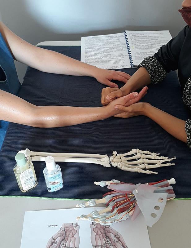 Techniques Réflexes de relaxation et de stimulation palmaire 06